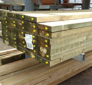 SA Pine Planks