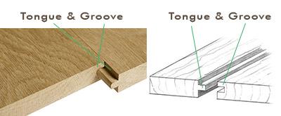Tongue-&-Groove-Description