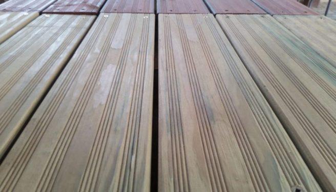 CCA Pine Decking