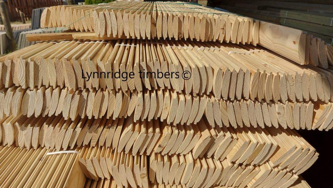 Lynnridge Timbers Log Cladding